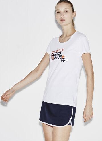 Women's Miami Open Graphic T-Shirt