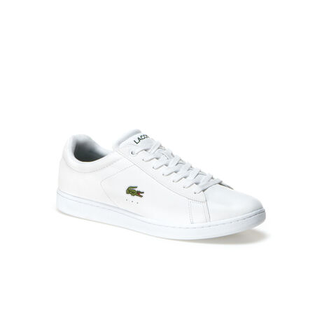 Men's Carnaby Evo Monochrome Leather Sneakers