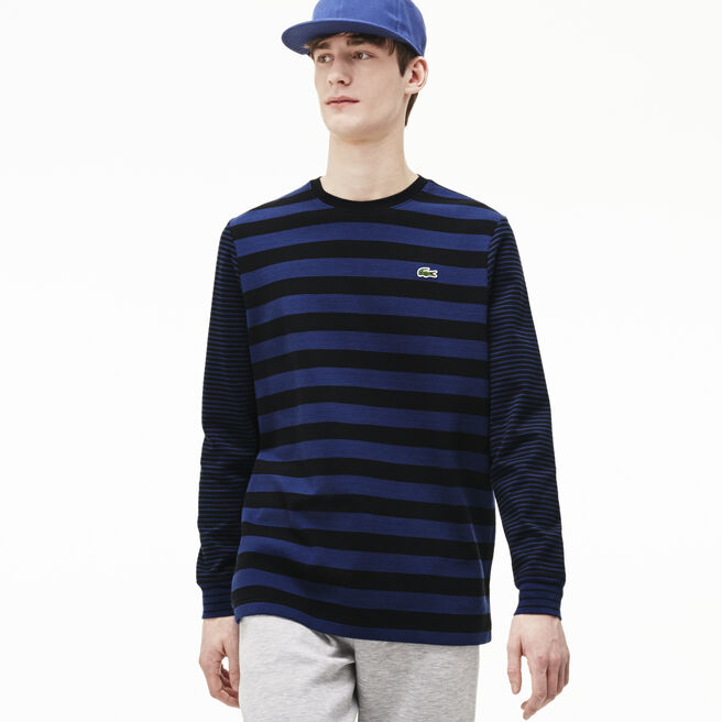 Men's L!VE Mix Stripe T-Shirt