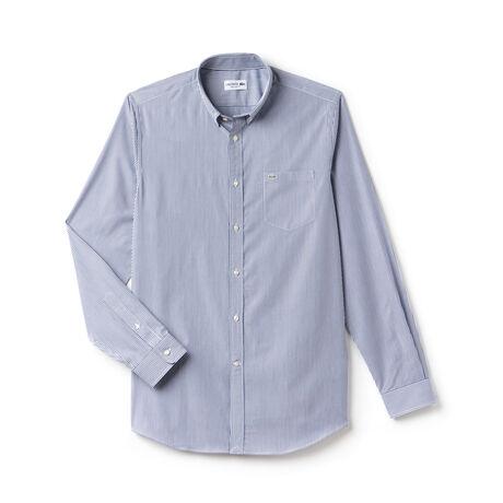 Men's Regular Fit Striped Shirt