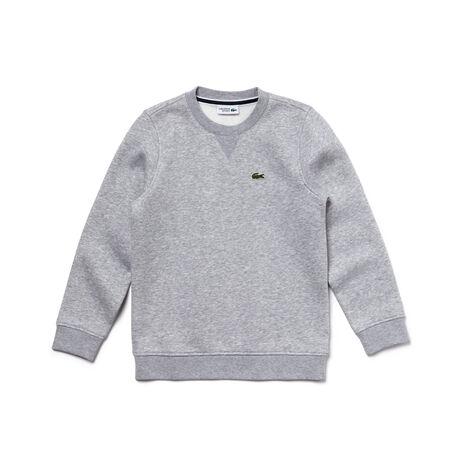 Kids' SPORT Crew Neck Fleece Tennis Sweatshirt