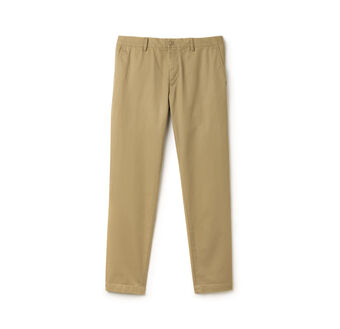 Men's Twill Chino Pants