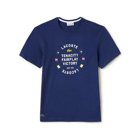 """Men's """"Rene"""" Graphic T-Shirt"""