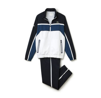 Men's SPORT Tennis Color Block Tracksuit