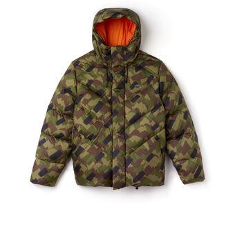 Men's L!VE  Down Filled Jacket