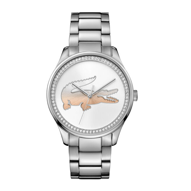 Women's Victoria Stainless Steel Bracelet Watch