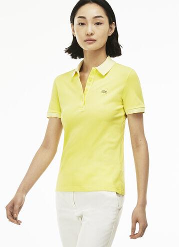 Women's Caviar Piqué Polo Shirt