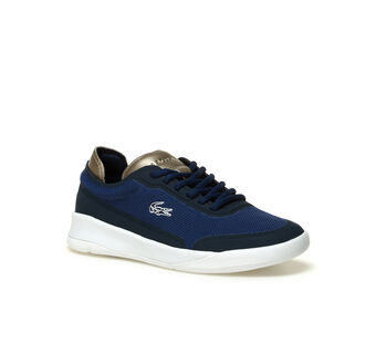 Women's LT Spirit Elite Metallic Piqué Canvas Sneakers