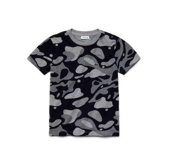 Kids' Short Sleeve Camo T-Shirt