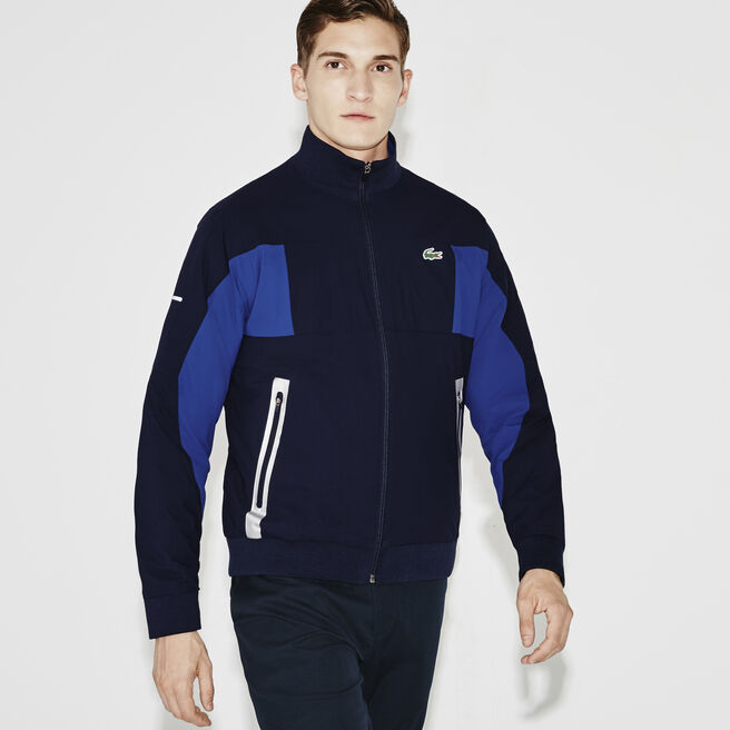 Men's SPORT Taffeta Colorblock Golf Jacket