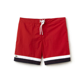 Men's Colorblock Swim Shorts
