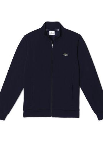 Big SPORT Full Zip Fleece Sweatshirt