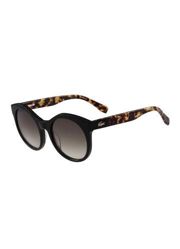 Female Vintage Inspired Round Sunglasses