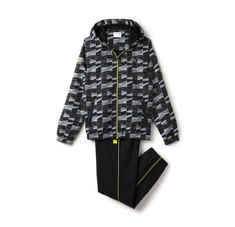 Men's SPORT Printed Tennis Tracksuit