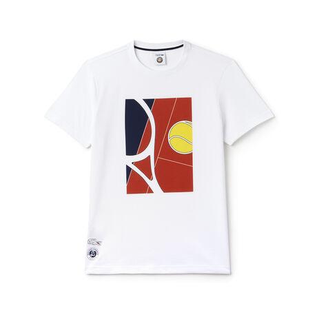 Men's SPORT French Open Player Print T-Shirt