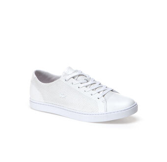 Women's Showcourt Leather Sneakers