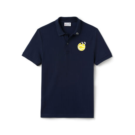 Men's Yazbukey Edition Regular Fit Petit Piqué Polo Shirt