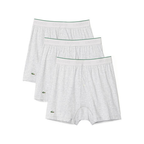 Essentials Collection 3-Pack Knit Boxers