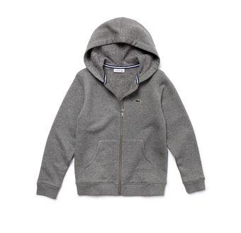 Kids' Fleece Zip-Up Hooded Sweatshirt