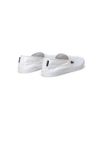 Men's Marice Lace Canvas Slip-Ons