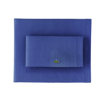 Twin Solid Percale Sheet Set