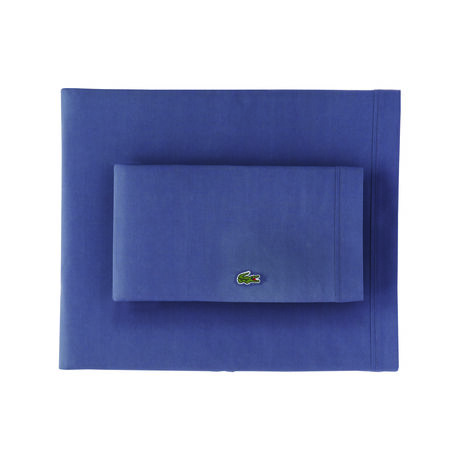 Twin XL Solid Percale Sheet Set