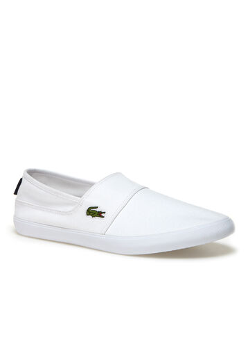 Men's Marice Lace Canvas Slip-Ons