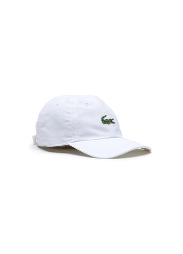 Men's Sport Polyester Cap With Green Croc