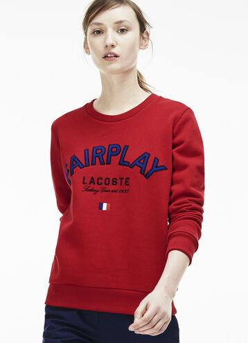 """Women's """"Fairplay"""" Graphic Sweatshirt"""