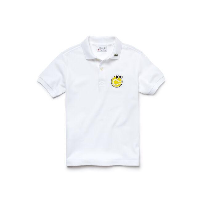 Kid's Unisex Yazbukey Edition Petit Piqué Polo Shirt