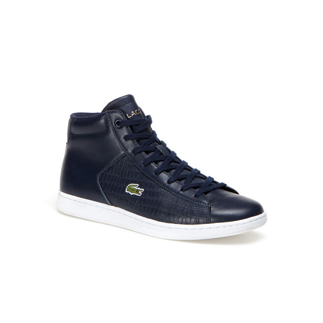 Women's Carnaby Evo High-Top Texturized Panel Sneakers