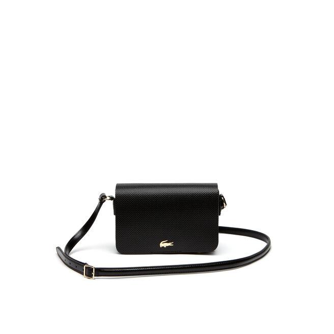 Women's Chantaco Piqué Leather Crossover Bag