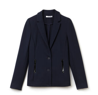 Women's Milano Cotton Stretch Blazer