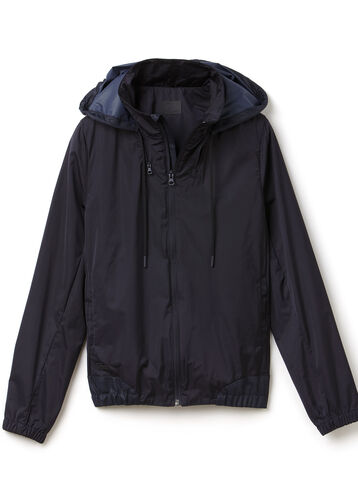 Taffeta Hooded Jacket
