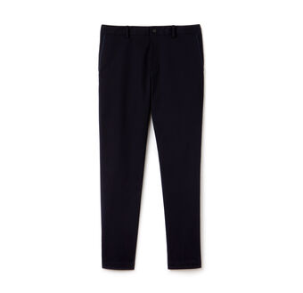 Men's Textured Slim Pants