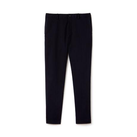 Men's Textured Slim Pants