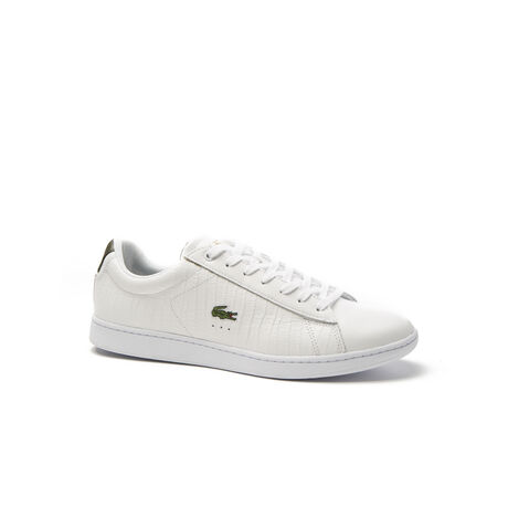 Men's White Carnaby Sneakers