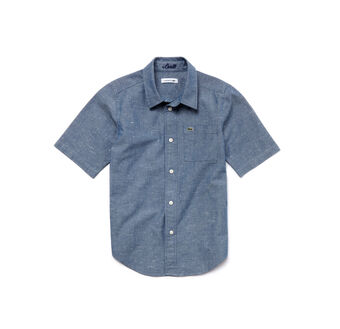 Boy's Chambray Shirt