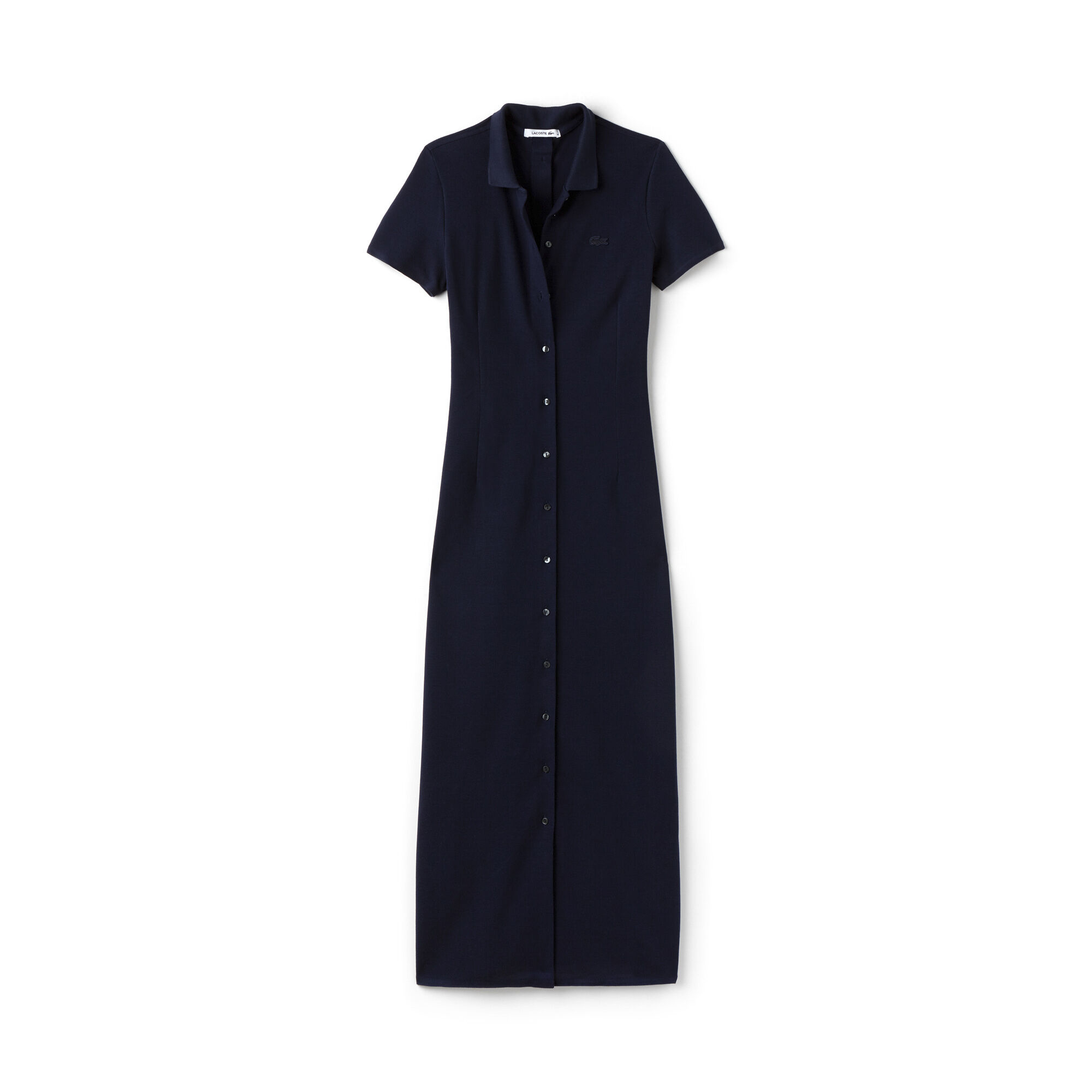 Black Lacoste Dress