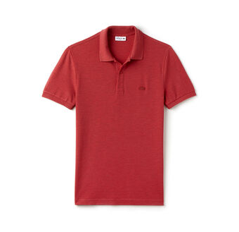 Men's Garment Dyed Vintage Polo Shirt