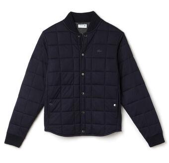 Men's Quilted Fleece Sweatshirt