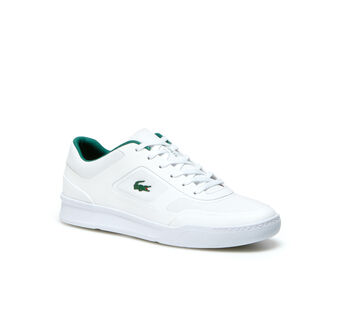 Men's Explorateur Canvas And Technical Panel Sneakers