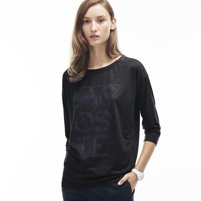 "Women's ""Lacoste"" Graphic T-Shirt"