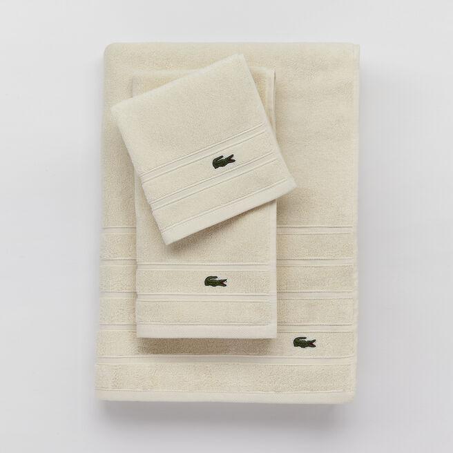 Croc Solid Bath Sheet