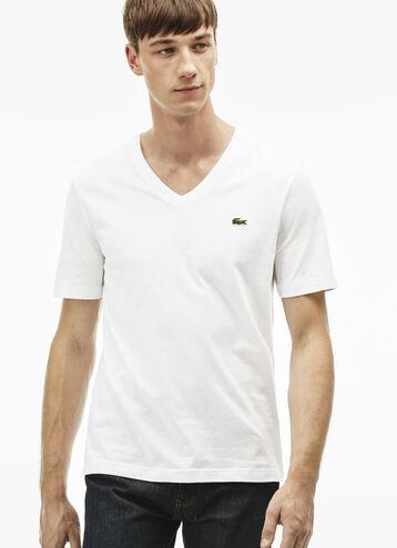 Men's L!VE V-Neck T-Shirt