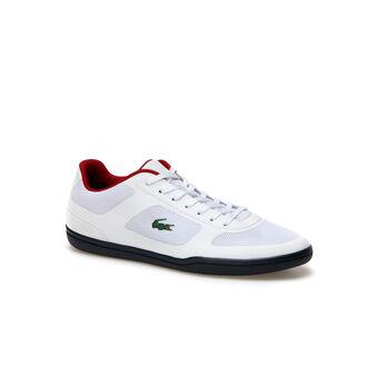 Men's Court Minimal Tricolor Sneakers