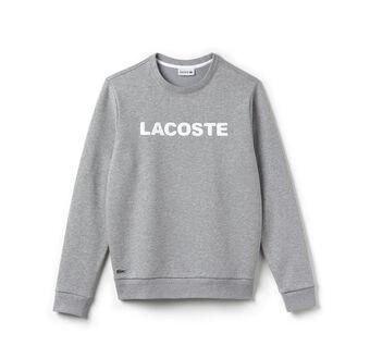 Men's Camo Logo Fleece Sweatshirt
