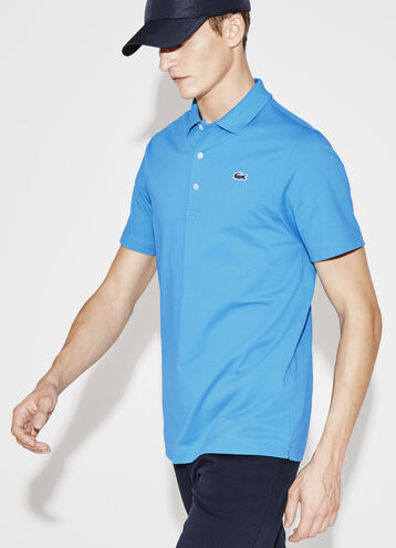 Lacoste Sport tennis regular fit polo in ultra-light weight knit