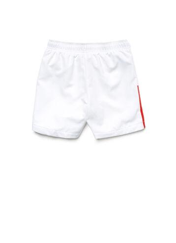 Kids' SPORT Contrast Band Tennis Shorts