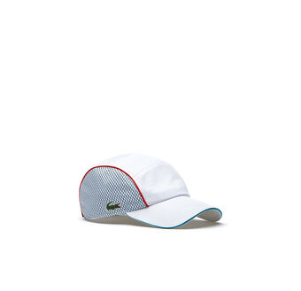 Men's SPORT Print Piped Tennis Cap